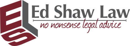Ed Shaw Law - No Nonsense Legal Advice